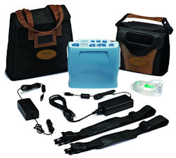 Activox Portable Oxygen Concentrator by LifeChoice