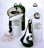 SOFT PACK EMERGENCY OXYGEN SYSTEM
